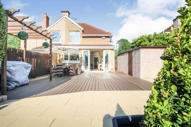 Patio of Bennetts Road, Coventry CV7