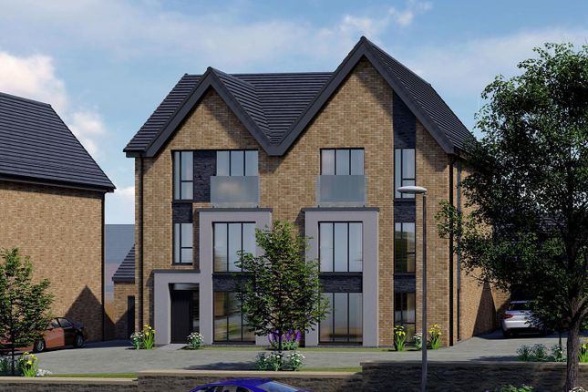 Thumbnail Semi-detached house for sale in Plot 5 'ashbourne', Rockcliffe Grange, Nottingham Road, Mansfield