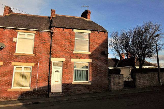 Thumbnail Terraced house to rent in Drawback, Prudhoe
