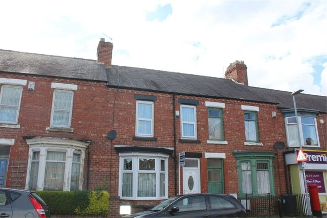 3 bed terraced house for sale in Hollyhurst Road, Darlington, Durham