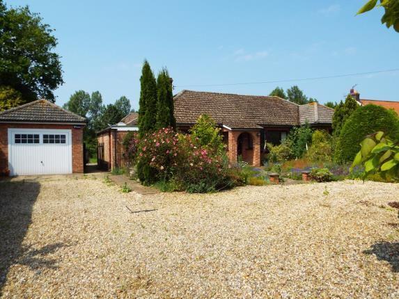 Thumbnail Bungalow for sale in Colkirk, Fakenham, Norfolk