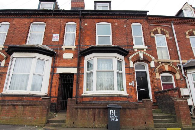 Thumbnail Flat for sale in Birchfield Road, Birmingham