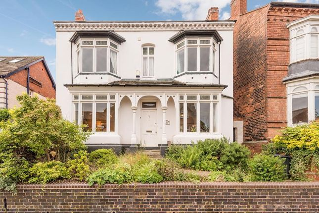 Thumbnail Detached house for sale in Kingscote Road, Harborne, Birmingham
