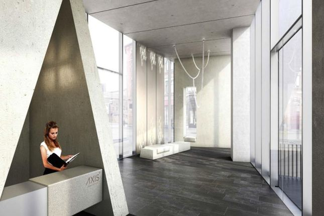 Thumbnail Flat for sale in (Apt 4.06) Axis Tower, Albion Street, Manchester