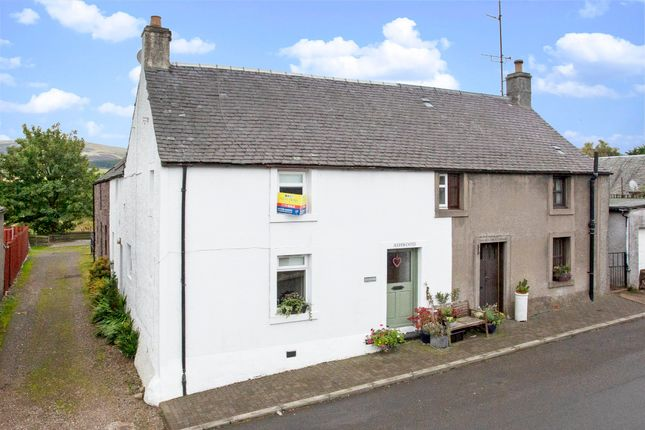 Thumbnail Semi-detached house for sale in Stirling Street, Blackford, Auchterarder