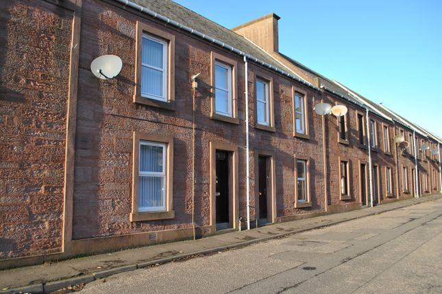 Thumbnail Terraced house to rent in Howard Street, Arbroath