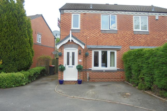 Thumbnail Property for sale in Quines Close, Muxton, Telford