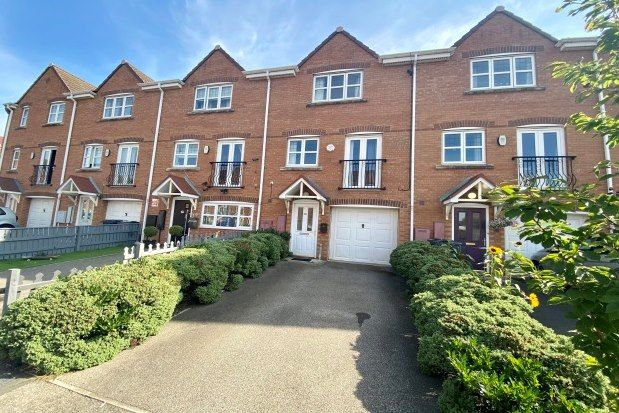 Thumbnail Town house to rent in Lowther Drive, Darlington