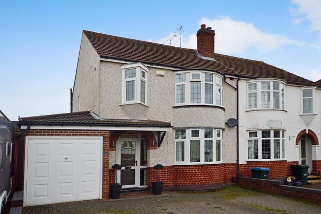 Front of Salisbury Avenue, Styvechale, Coventry CV3