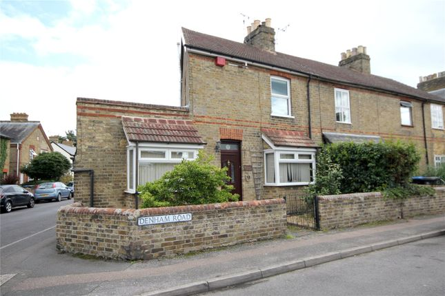 Thumbnail Property to rent in Denham Road, Egham, Surrey