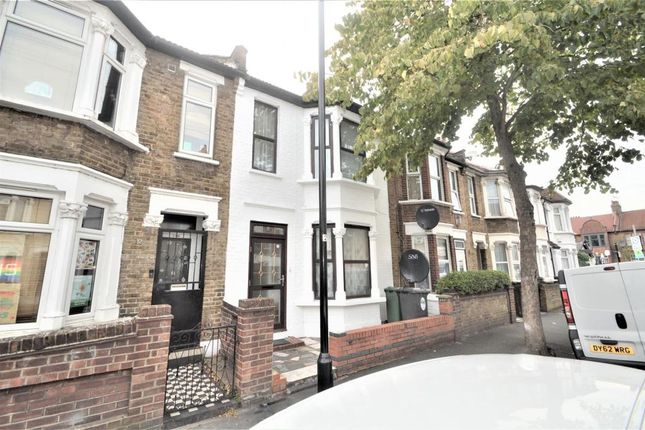 Thumbnail 4 bed terraced house to rent in Dagenham Road, Leyton