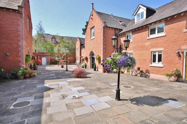 Thumbnail Flat for sale in Norcliffe Hall Mews, Altrincham Road, Styal