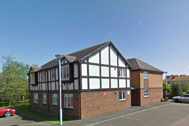 Thumbnail Flat to rent in Greenfinch Court, Herons Reach, Blackpool