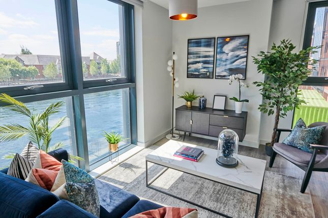 Thumbnail Flat to rent in 248 The Quays, Salford Quays