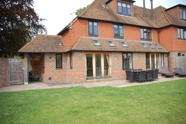 Thumbnail Semi-detached house to rent in Corseley Road, Groombridge, Tunbridge Wells