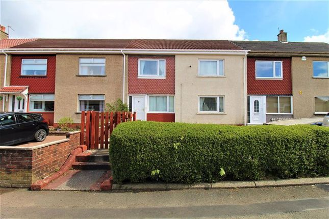 Thumbnail Terraced house for sale in Oliphant Crescent, Paisley