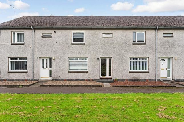 Thumbnail Terraced house for sale in Forthvale, Menstrie, Clackmannanshire