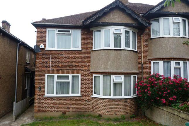 Thumbnail Flat to rent in Bryan Avenue, London