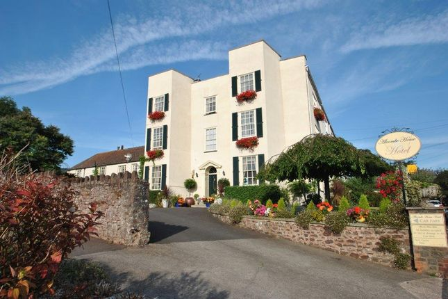 Thumbnail Hotel/guest house for sale in The Terrace, Minehead