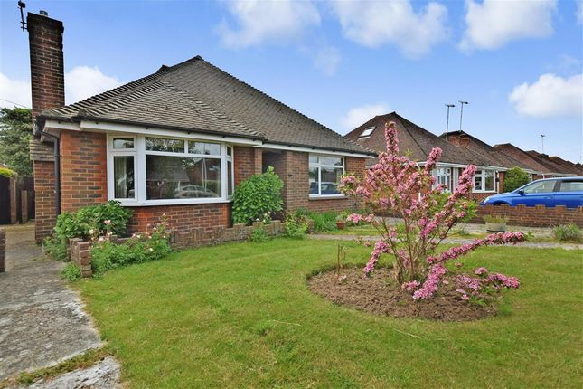 Thumbnail Detached bungalow for sale in Palatine Road, Goring-By-Sea, Worthing, West Sussex