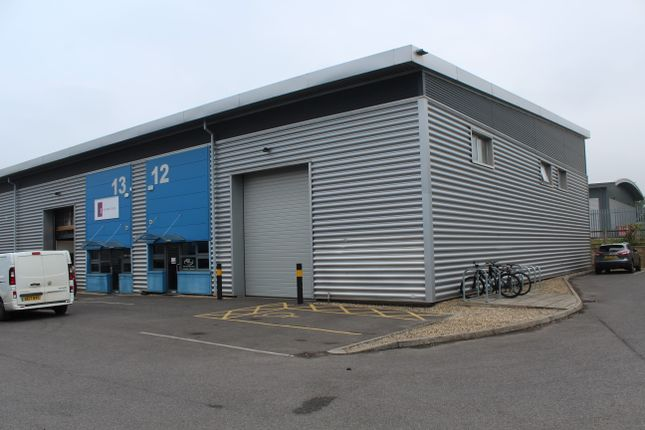 Thumbnail Business park for sale in De Havilland Way, Witney