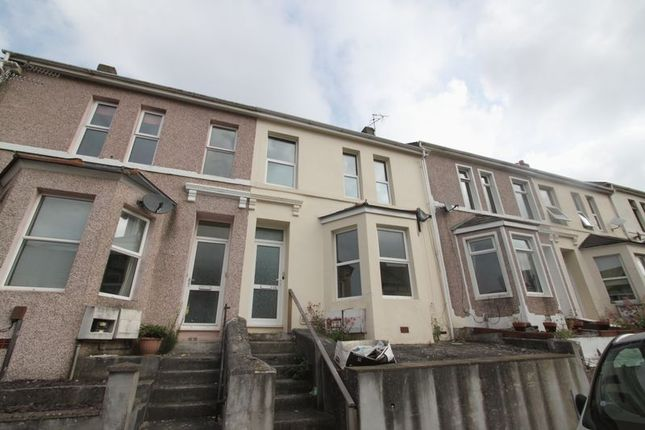 Thumbnail Flat to rent in Chudleigh Road, Plymouth