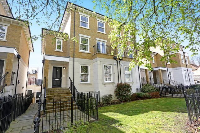 Thumbnail Semi-detached house for sale in Claremont Road, Windsor, Berkshire