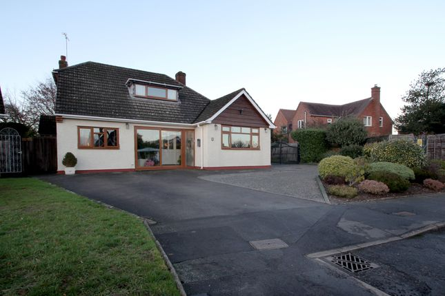 Thumbnail Detached house for sale in Sunnyside Close, Balsall Common, Coventry