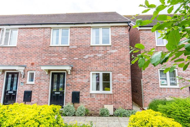 3 bed end terrace house to rent in Alnwick Close, Rushden NN10