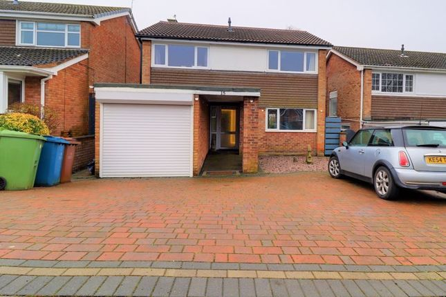 Thumbnail Detached house for sale in Marsworth Way, Parkside, Stafford