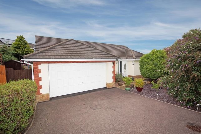 3 bed detached bungalow for sale in Shamwickshire Close, Bideford EX39