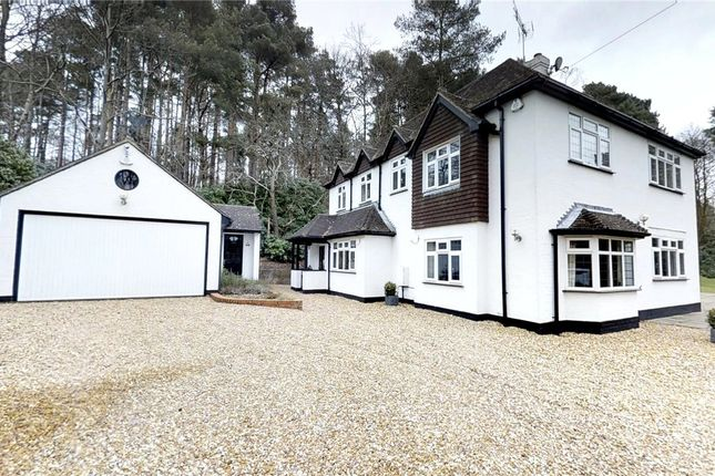 Thumbnail Detached house for sale in Bellew Road, Deepcut, Camberley, Surrey