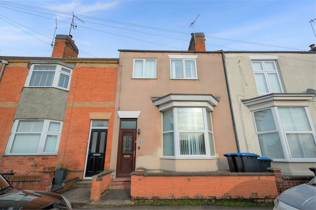 Thumbnail Terraced house for sale in Nelson Street, Market Harborough, Leicestershire