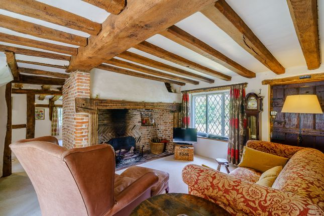 Sitting Room of Glaziers Lane, Normandy, Guildford, Surrey GU3
