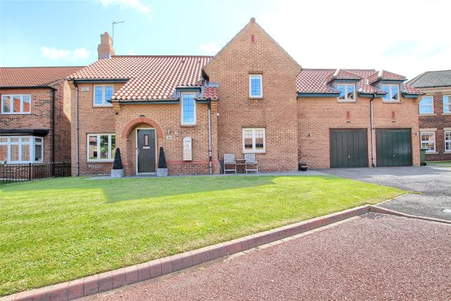 Thumbnail Detached house for sale in Tunstall Gardens, Marske-By-The-Sea, Redcar
