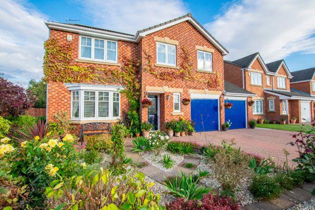 4 bed detached house for sale in Edinburgh Drive, Bedlington NE22