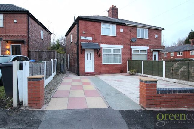 3 bed semi-detached house to rent in Bankfield Avenue, Droylsden, Manchester M43