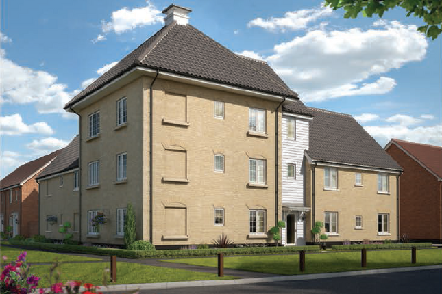 2 bedroom flat for sale in Thetford Road, Thetford, Norfolk