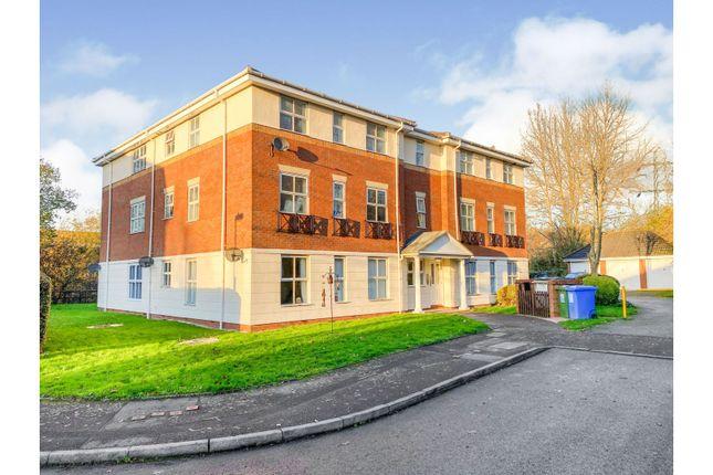 1 bed flat for sale in Artillery Street, Bordesley, Birmingham B9