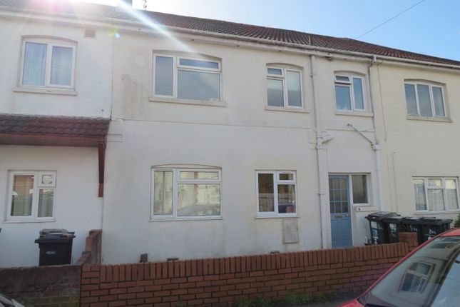 External of Vicarage Road, Moordown, Bournemouth BH9