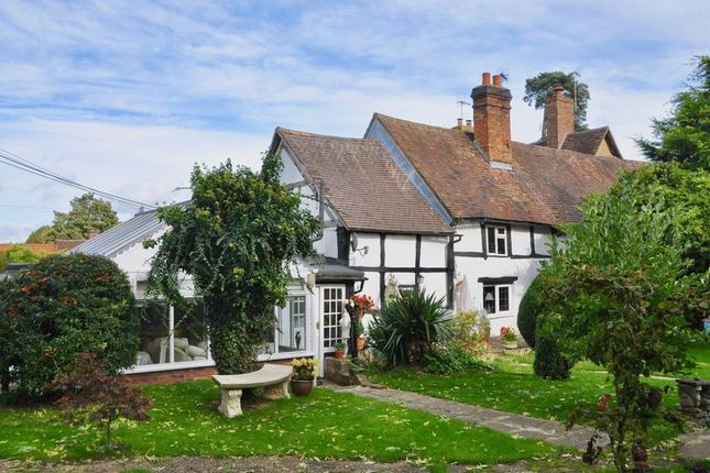 Thumbnail Semi-detached house for sale in Cobweb Cottage, Evesham Road, Norton, Evesham