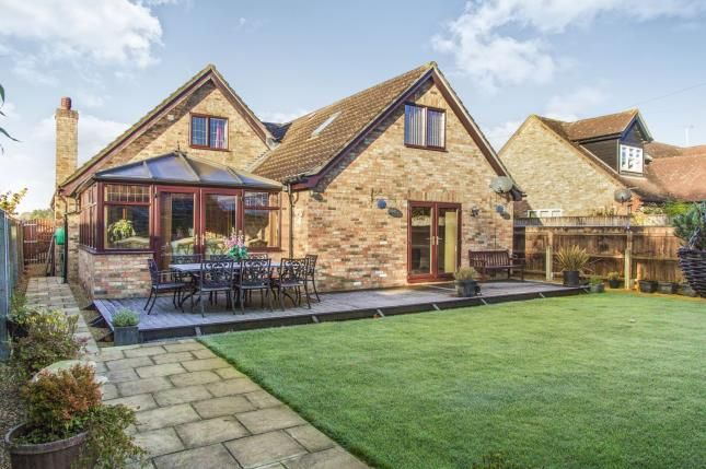 Thumbnail Detached house for sale in Splash Lane, Wyton, Huntingdon, Cambs