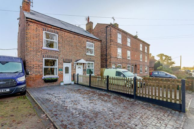 Thumbnail Semi-detached house for sale in Lowdham Road, Gunthorpe, Nottingham