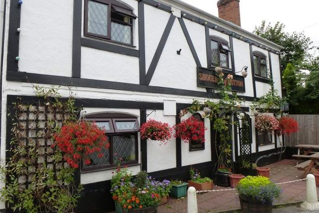 Thumbnail Pub/bar for sale in Chapel Street, Oakthorpe, Swadlincote