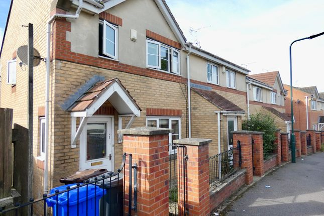 Fretson Green Sheffield S2 3 Bedroom End Terrace House For