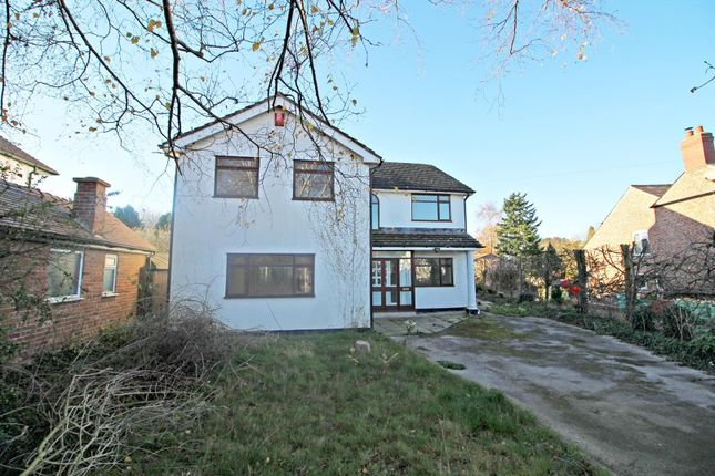 Thumbnail Detached house to rent in Chester Road, Winsford