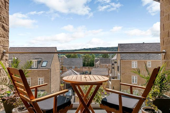 Thumbnail 2 bed flat for sale in Mill Way, Otley