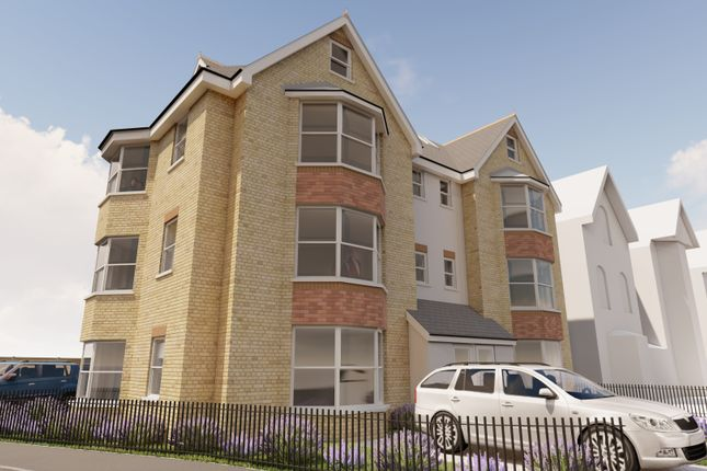Thumbnail Flat to rent in St Peters Road, Broadstairs