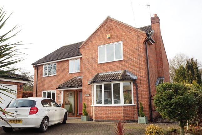Thumbnail Detached house for sale in Holly Lodge, Valley Prospect, Newark