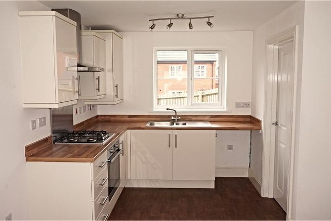 Thumbnail Semi-detached house to rent in Burtons Road, Rothley
